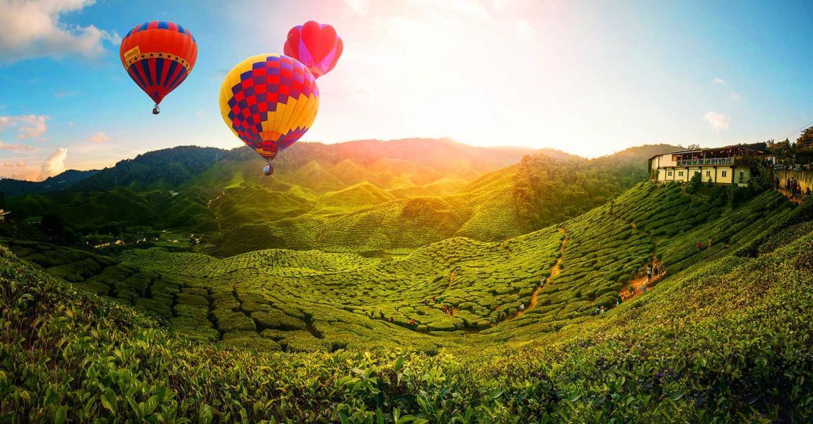 چرا به تور مالزی برویم؟