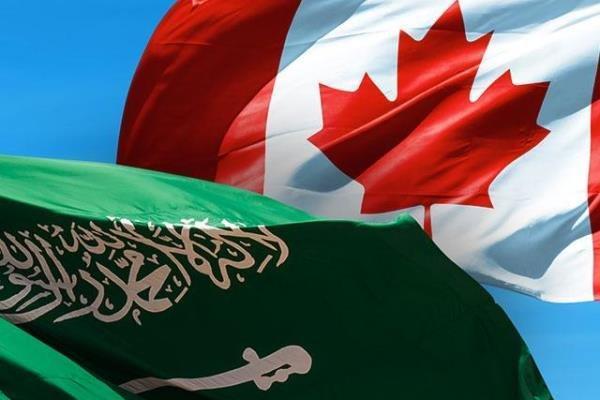 لندن خواستار حفظ خویشتنداری مقامات کانادا و عربستان شد