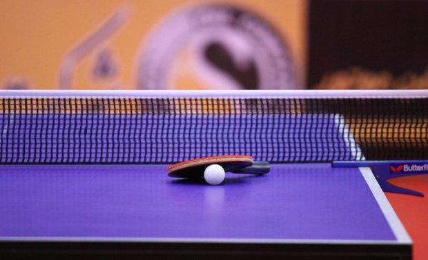 مسابقات رنکینگ تنیس روی میز بانوان استان مرکزی در اراک برگزار گردید
