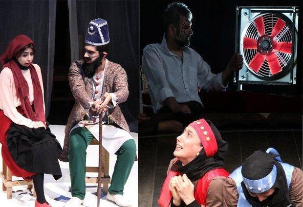 تئاتر گلستان در کشور شناخته گردیده است