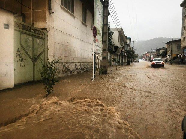 بارندگی در مناطق وسیعی از کشور، گرد و خاک در خوزستان
