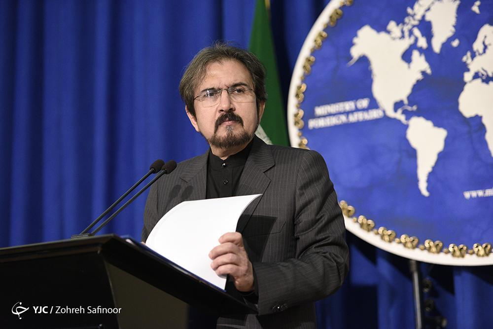 قاسمی: سفیر سوئیس در اعتراض به بازداشت مرضیه هاشمی احضار شد