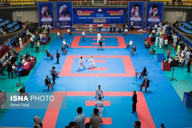 ثبت نام 23 کاندیدا برای پست ریاست فدراسیون کاراته