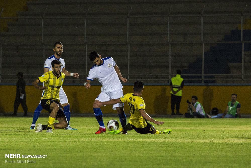هفته هفدهم لیگ برتر فوتبال؛ مصاف شاگردان مرزبان و تارتار در مسجدسلیمان