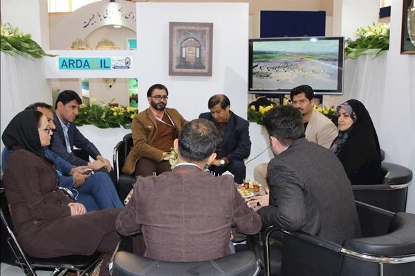 برگزاری تور اینفو مشترک اداره میراث فرهنگی اردبیل و سیستان و بلوچستان