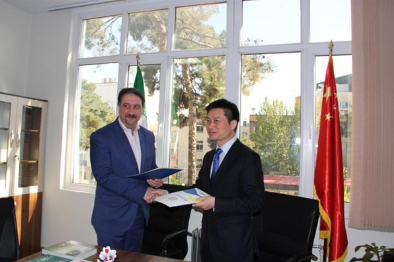 نخستین مرکز مطالعات چین در ایران راه اندازی شد