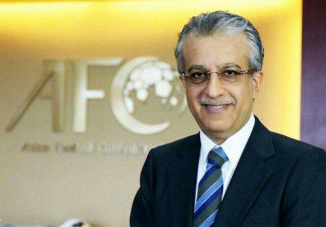 شیخ سلمان رئیس AFC باقی ماند