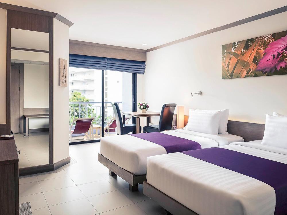 آشنایی با هتل 4 ستاره مرکور پاتایا