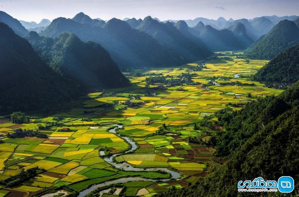 جاذبه های گردشگری ویتنام ، آشنایی با جاذبه های رویایی