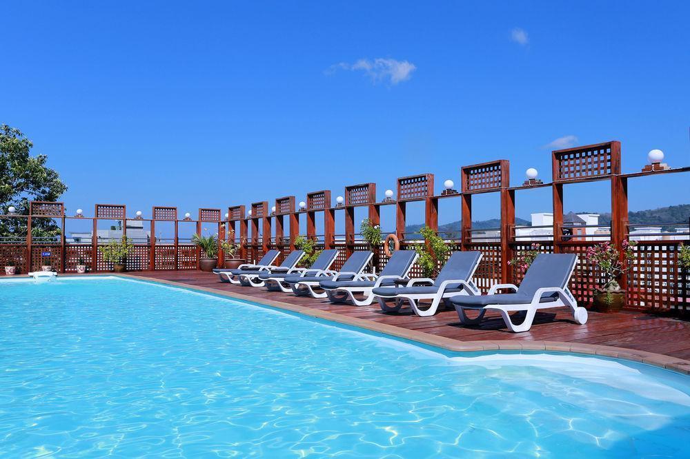 آشنایی با هتل 3 ستاره دیز این پاتونگ پوکت