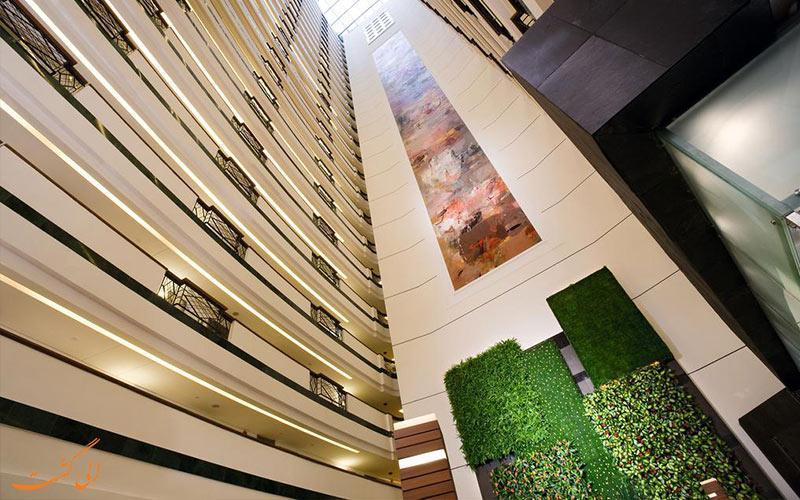 معرفی هتل 5 ستاره گرند مرکور شانگهای هونگجیائو چین
