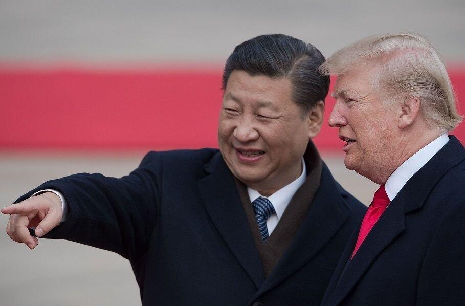 روسای جمهور آمریکا و چین تلفنی گفت وگو کردند