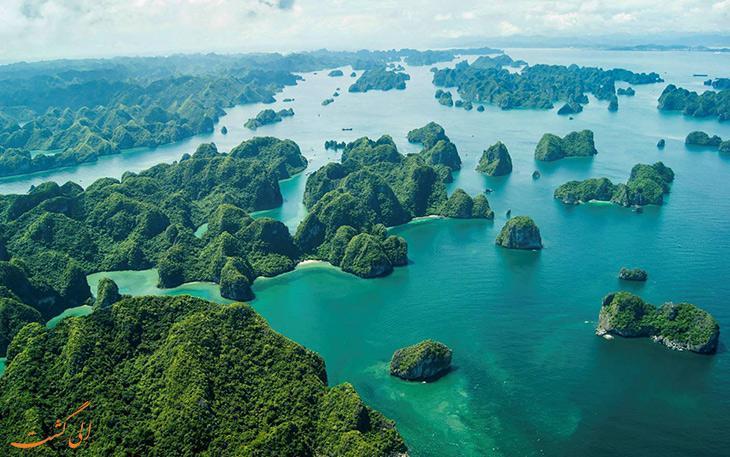 معرفی بهترین جزایر ویتنام برای تعطیلات