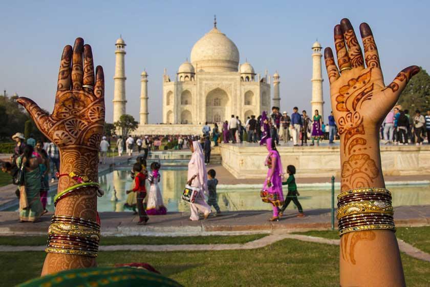 چگونه ویزای هند بگیریم؟