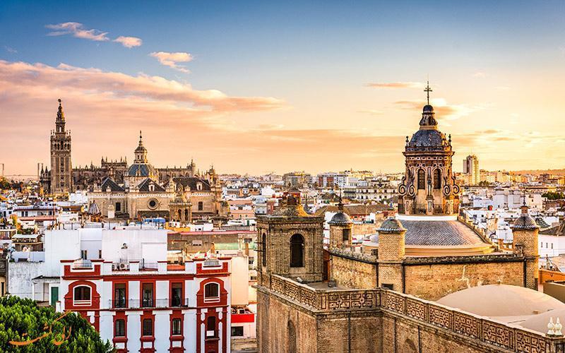 20 جاذبه معروف شهر سویل در اسپانیا