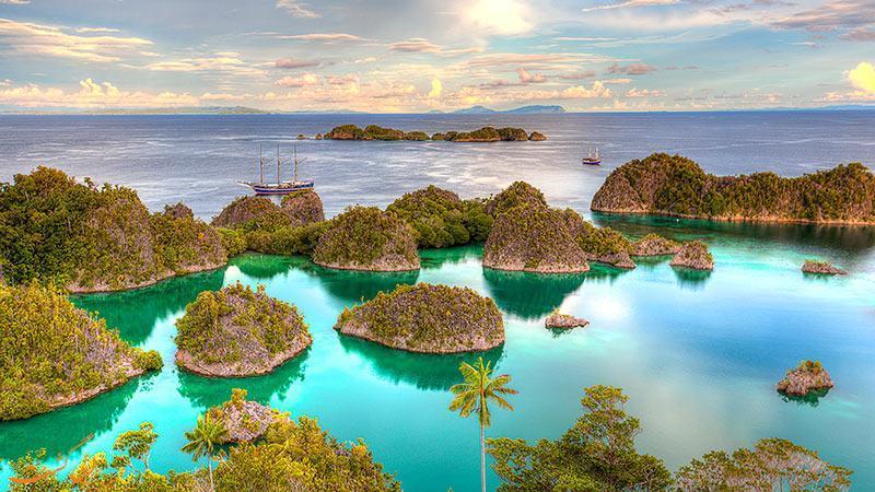 مناطق زیبای اندونزی منهای بالی را با هم مرور کنیم