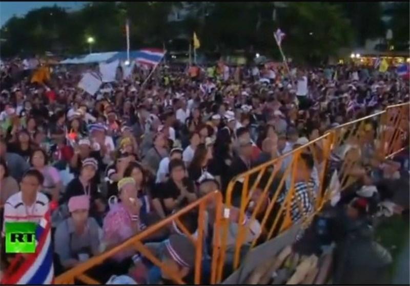 معترضان تایلندی خواهان اعتراضات سراسری در این کشور شدند