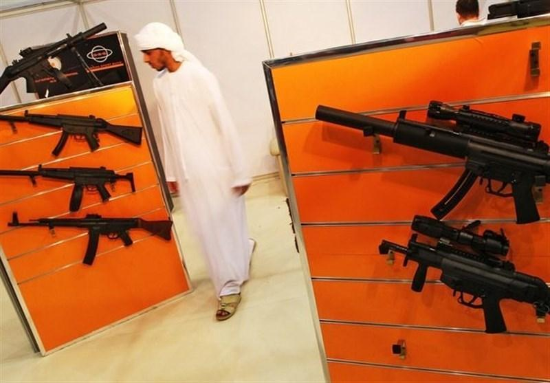 اعضای ائتلاف متجاوز به یمن همچنان در لیست مهمترین خریداران تسلیحات از آلمان