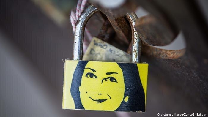 تحقیقات علنی در مالت پیرامون قتل روزنامه نگار افشاگر