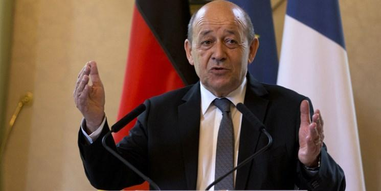 درخواست فرانسه از اتحادیه اروپا برای تحریم تسلیحاتی ترکیه