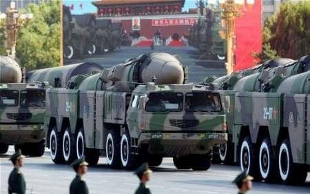 آزمایش موشک نسل جدید توسط چین