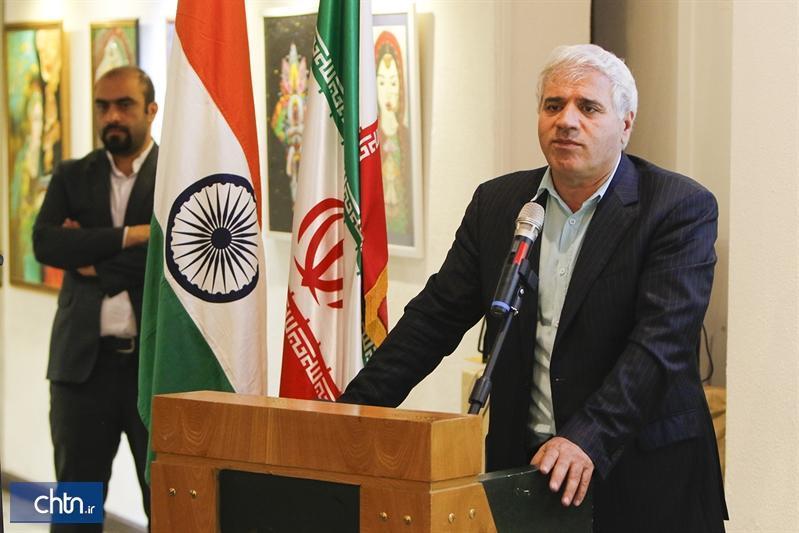 آمادگی ایران برای برگزاری رویدادهای مشترک فرهنگی و علمی با هند