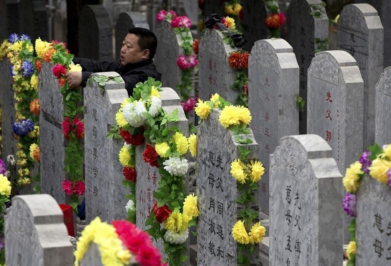 عید مردگان از سنت های دیرینه مردم چین