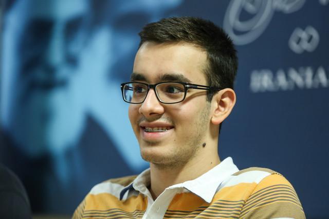 جوانترین ورزشکار ایران در المپیک: هدف بزرگی را برای خود معین کرده ام