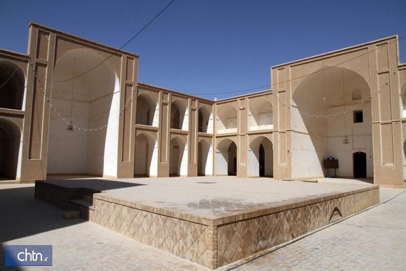 مسجد جامع ابرکوه مرمت شد