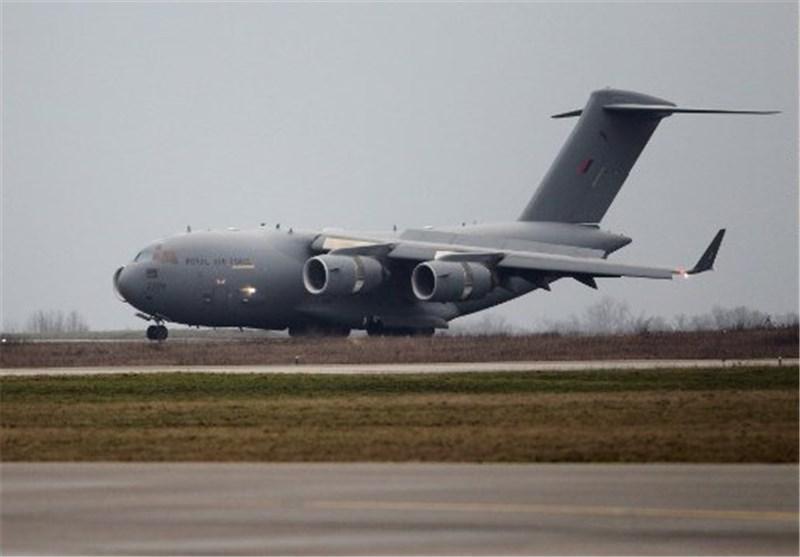هشدار به خلبانان هنگام پرواز بر فراز مناطق جنگی