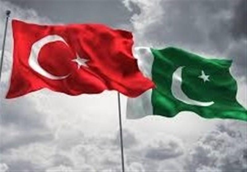 پاکستان بدنبال خرید تجهیزات نظامی از ترکیه