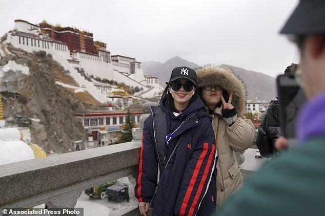 چین سفر خارجی ها را به تبت ممنوع نمود