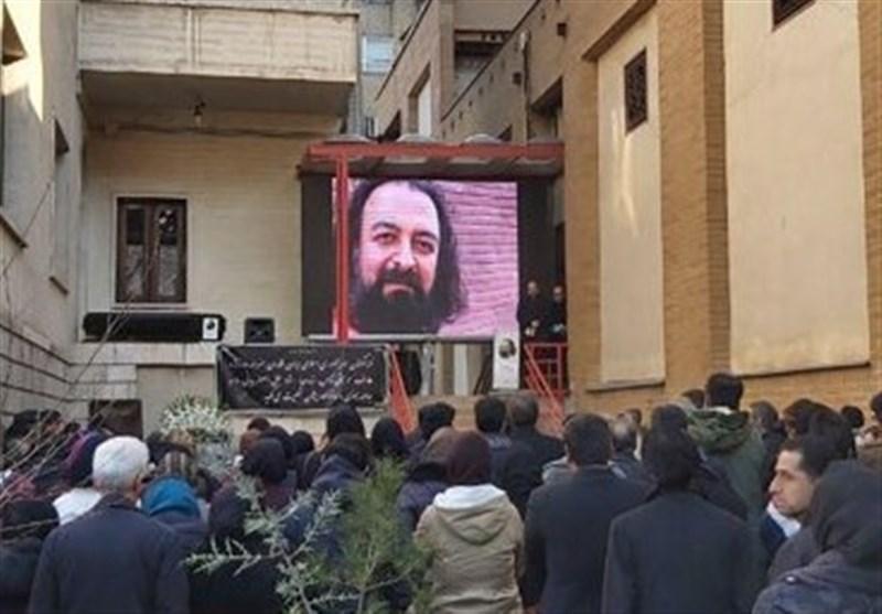 مراسم ترحیم علی اصغر بیانی برگزار می گردد