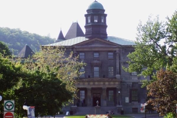 دانگاه مک گیل دانشگاه اول کانادا میباشد
