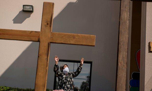 بنا برباور امریکایی ها کرونا پیامی از سوی خداوند است