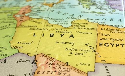 انهدام سه پهپاد ترکیه در آسمان لیبی