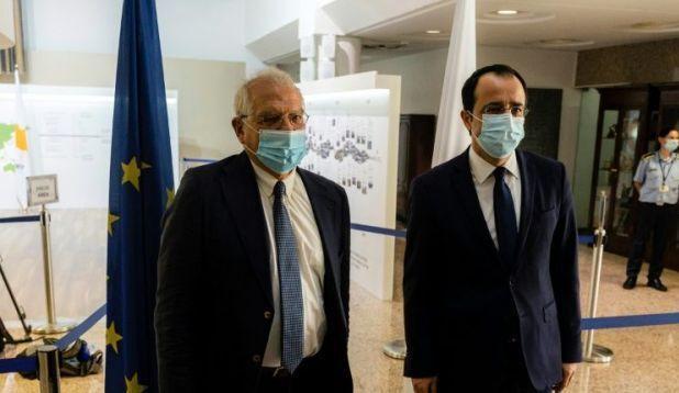 خبرنگاران اتحادیه اروپا: حفاری های ترکیه در قبرس باید متوقف گردد