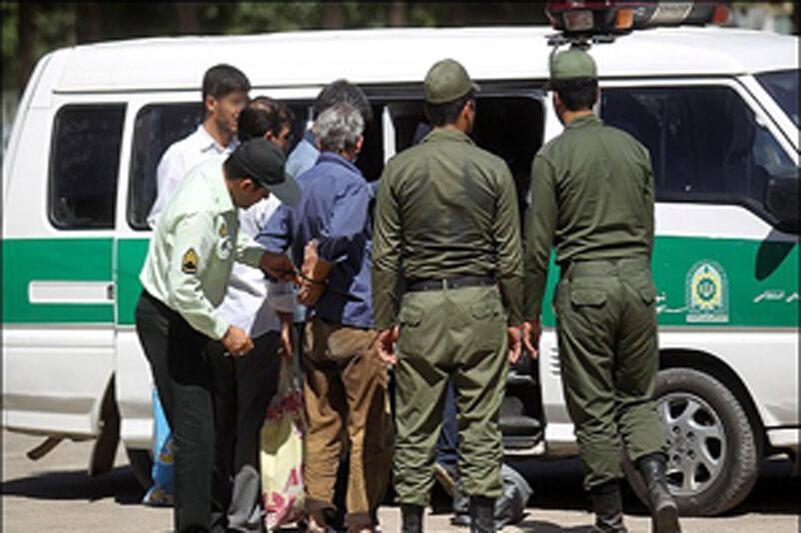 خبرنگاران طرح ارتقای امنیت اجتماعی در بوکان کلید خورد