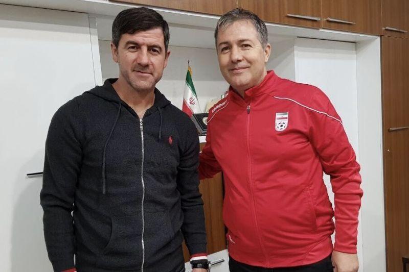 باقری منتظر عقد قرارداد با فدراسیون