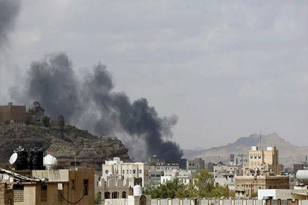 سعودی ها الحدیده یمن را هدف حملات موشکی و توپخانه ای قرار دادند