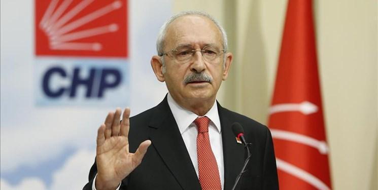 رهبر اپوزیسیون ترکیه: سیاست های اردوغان، کشور را نابود کرد