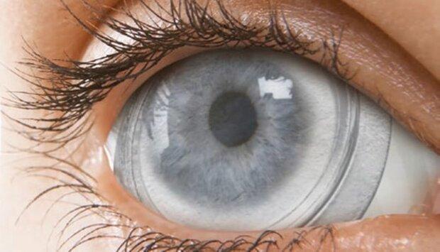 فراوری پانسمان چشمی با سلول بنیادی جفت جنین