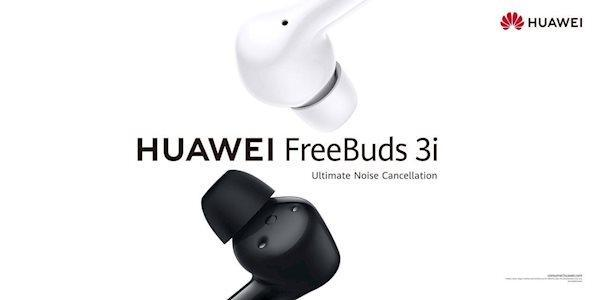 پنج قابلیتی که هندزفری Huawei FreeBuds 3i را متمایز می نماید