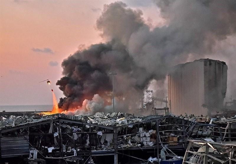 افزایش آمار قربانیان انفجار بیروت؛ 113 کشته و 4000 هزار زخمی؛ ده ها نفر ناپدید هستند