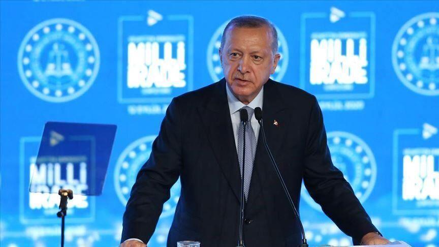 اردوغان: آمریکا، روسیه و فرانسه نباید در موضوع قره باغ مداخله نمایند