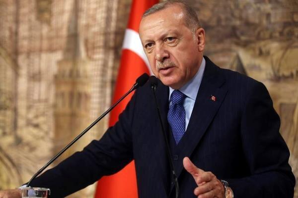 اردوغان: فرانسه، روسیه و آمریکا حقی برای مداخله در قره باغ ندارند
