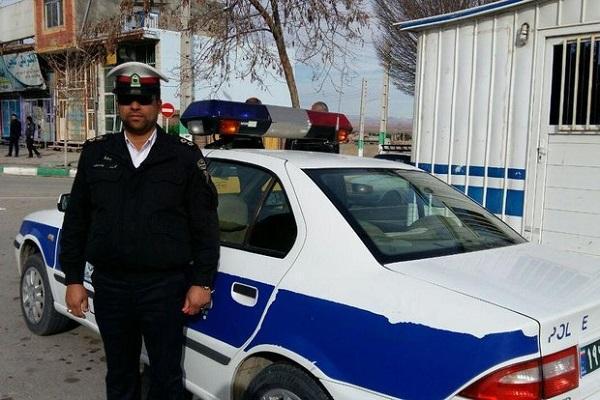 ترافیک نیمه سنگین در محدوده ورودی تهران