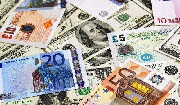 قیمت رسمی یورو کاهش و پوند افزایش یافت، نرخ دلار ثابت ماند