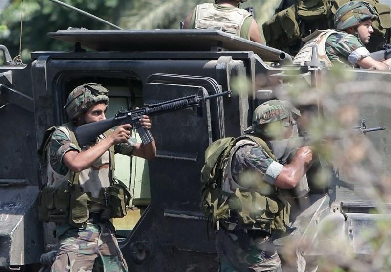 کشته شدن 13 تروریست در عملیات ارتش لبنان در مرز با سوریه