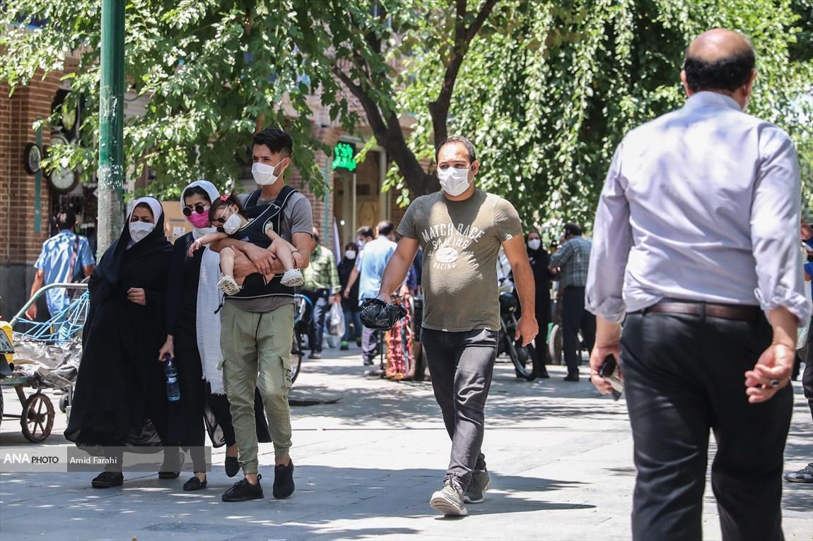 اعمال محدودیت های یک هفته ای به دلیل شیوع کرونا در پایتخت